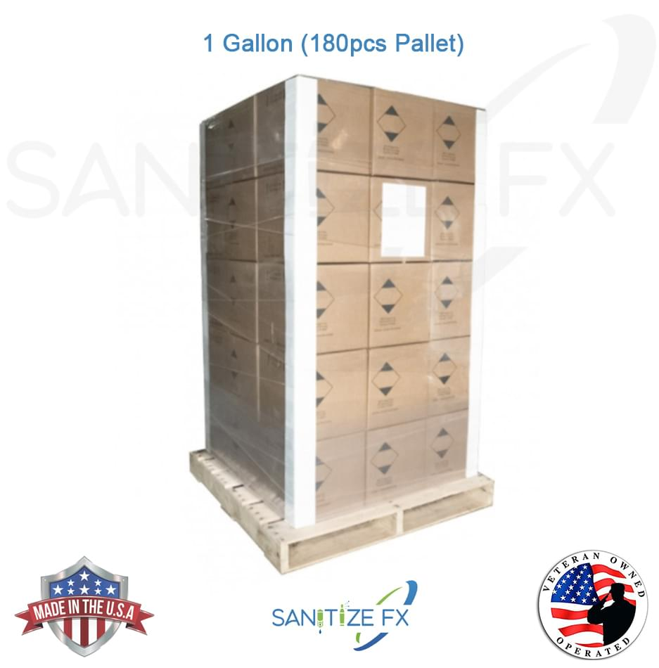 Hand Sanitizer - 180 gallon pallet SanitizeFX™